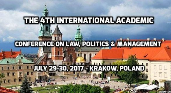Conference on Law, Politics & Management