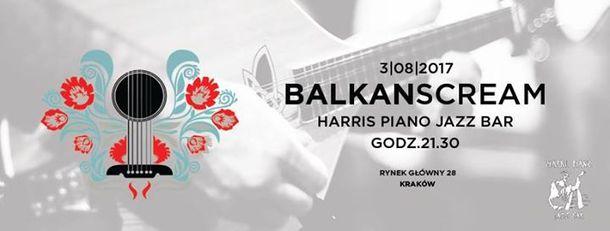 Balkanscream