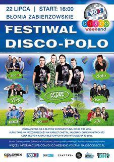Disco Weekend z VOX FM 2017