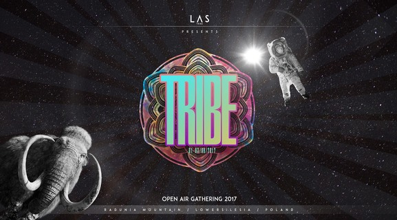 LAS (Forest) Tribe - Open Air Gathering 2017