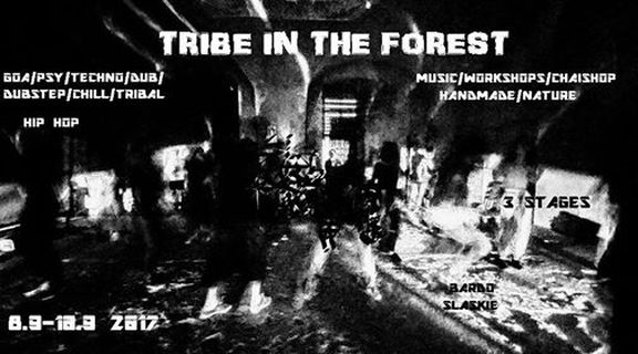 Tribe in the Forest- OA 2017