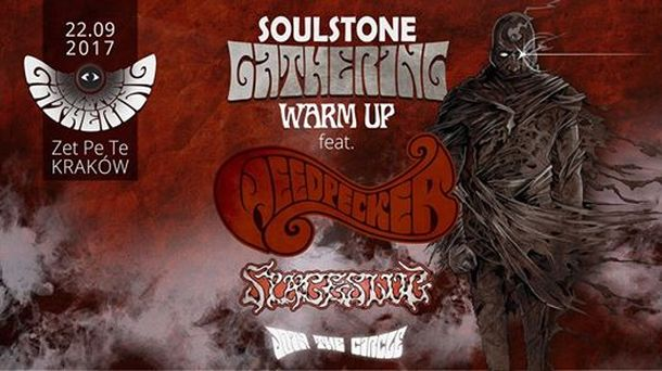Warmup Party l Soulstone Gathering 2017 ft. Weedpecker&Spaceslug