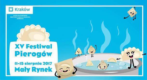 15th Pierogi Festival in Maly Rynek!