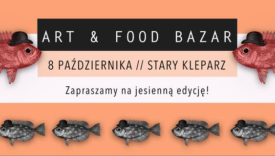 Art & Food Bazaar Season Finale