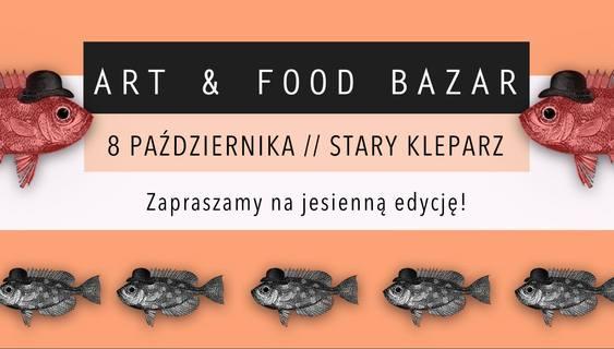 Art & Food Bazaar Season Finale