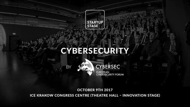 Startup Stage by Cybersec Forum
