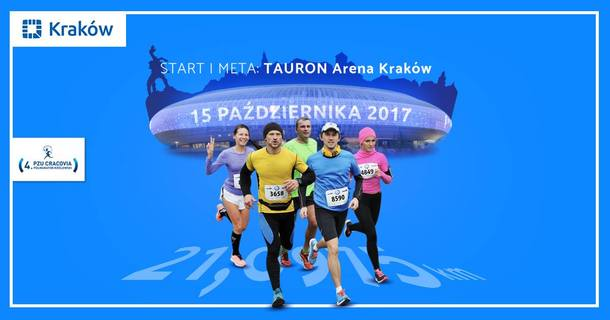 4th PZU Cracovia Royal Marathon