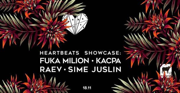 HeartBeats Showcase