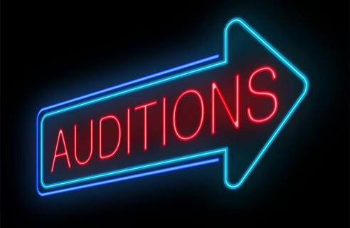 Auditions for Krakow King's Players