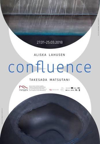 Confluence / Takesada Matsutani  / Aliska Lahusen