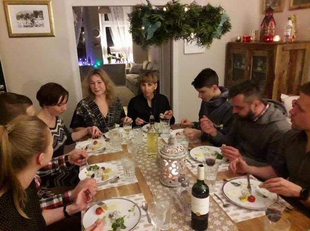 Join an everyday Polish Dinner!