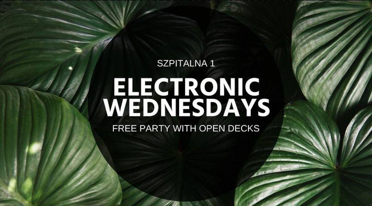 Electronic Wednesdays // DJ Workshop