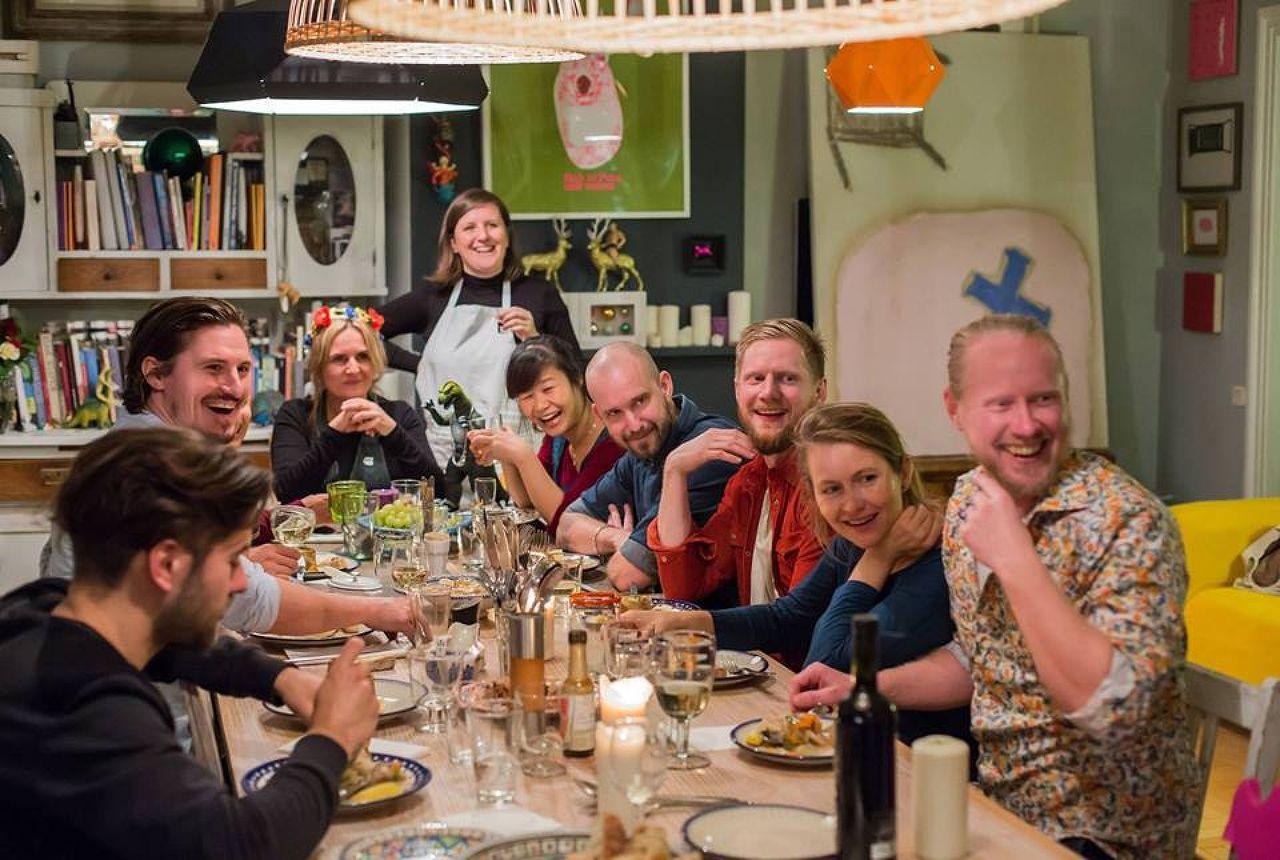 Pierogi Power Workshop // Eataway