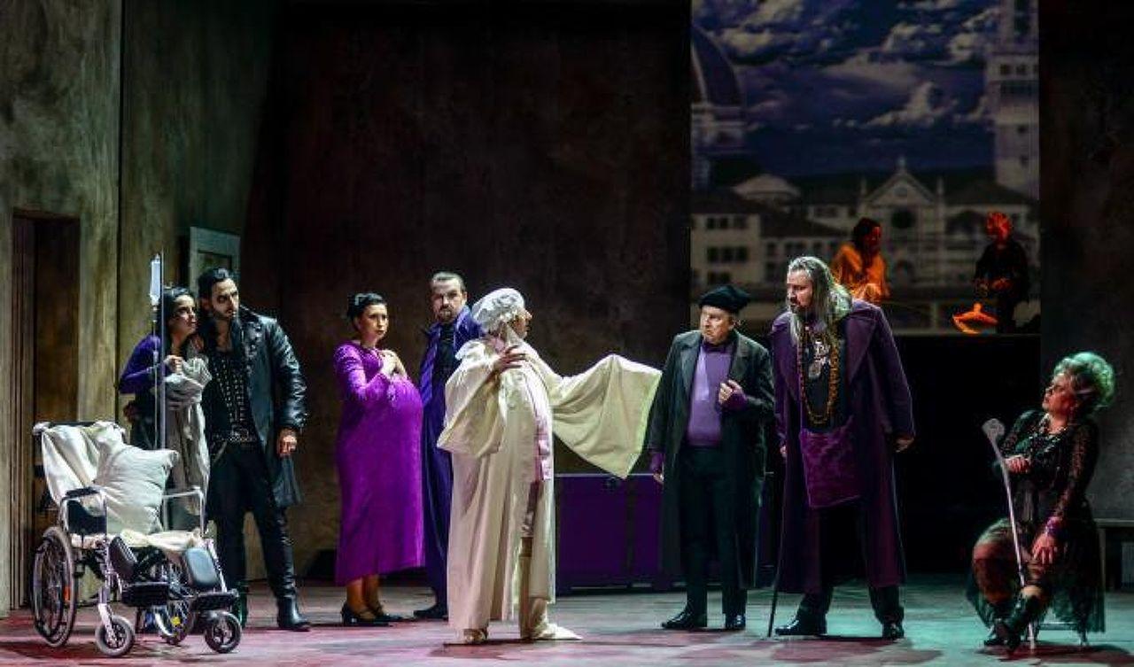 Pagliacci - Gianni Schicchi // Opera Krakowska