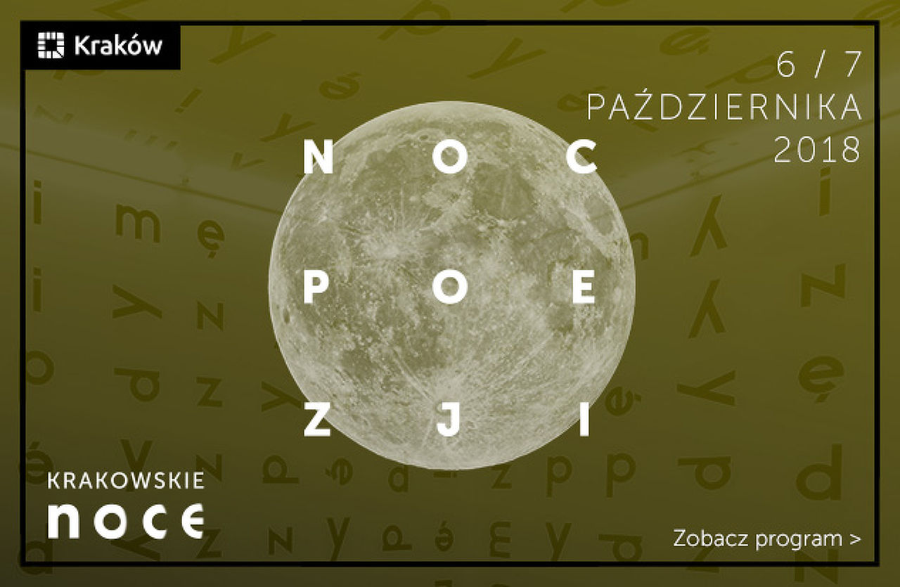Night of Poetry // Noc Poezji