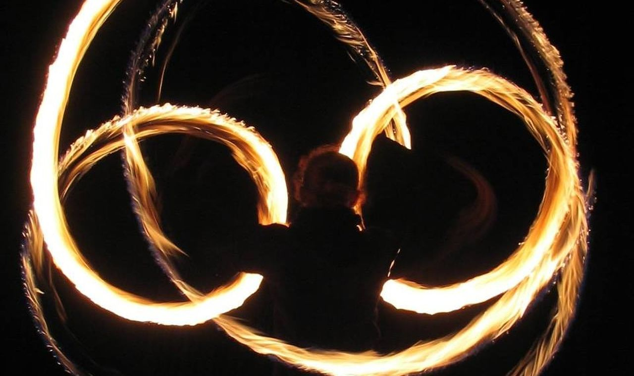 POI Spinning Workshop