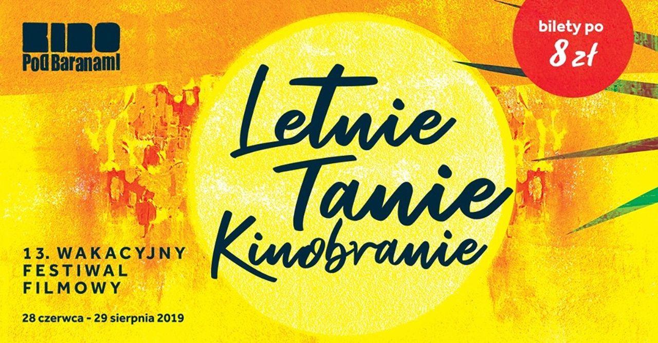 Letnie Tanie Kinobranie // Summer Film Festival