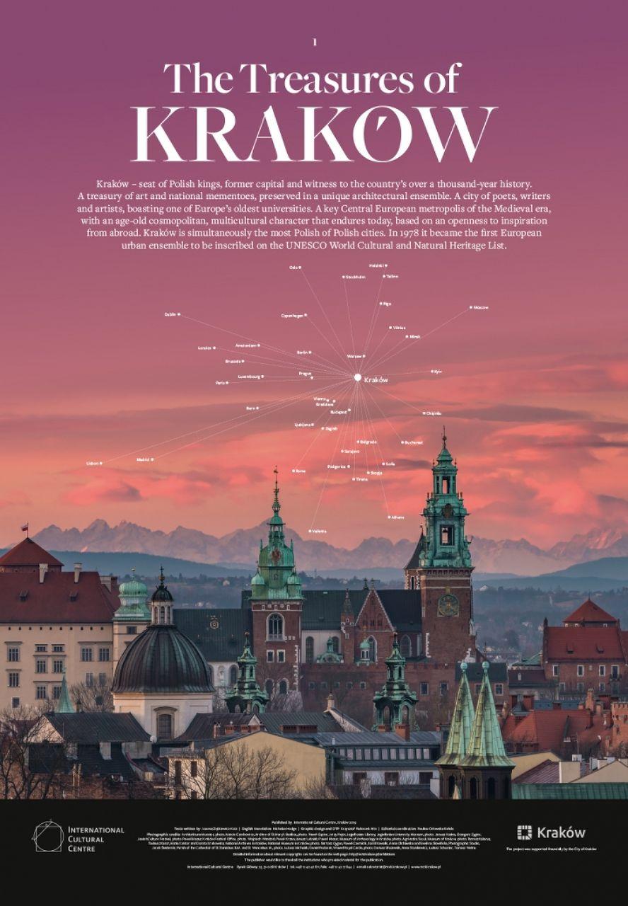 The Treasures of Kraków // Exhibition