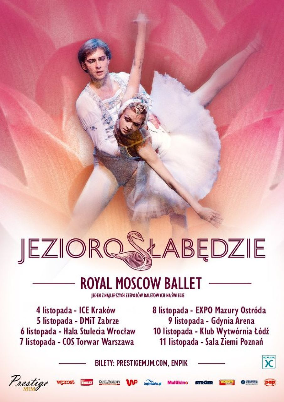 Royal Moscow Ballet - Swan Lake 2019