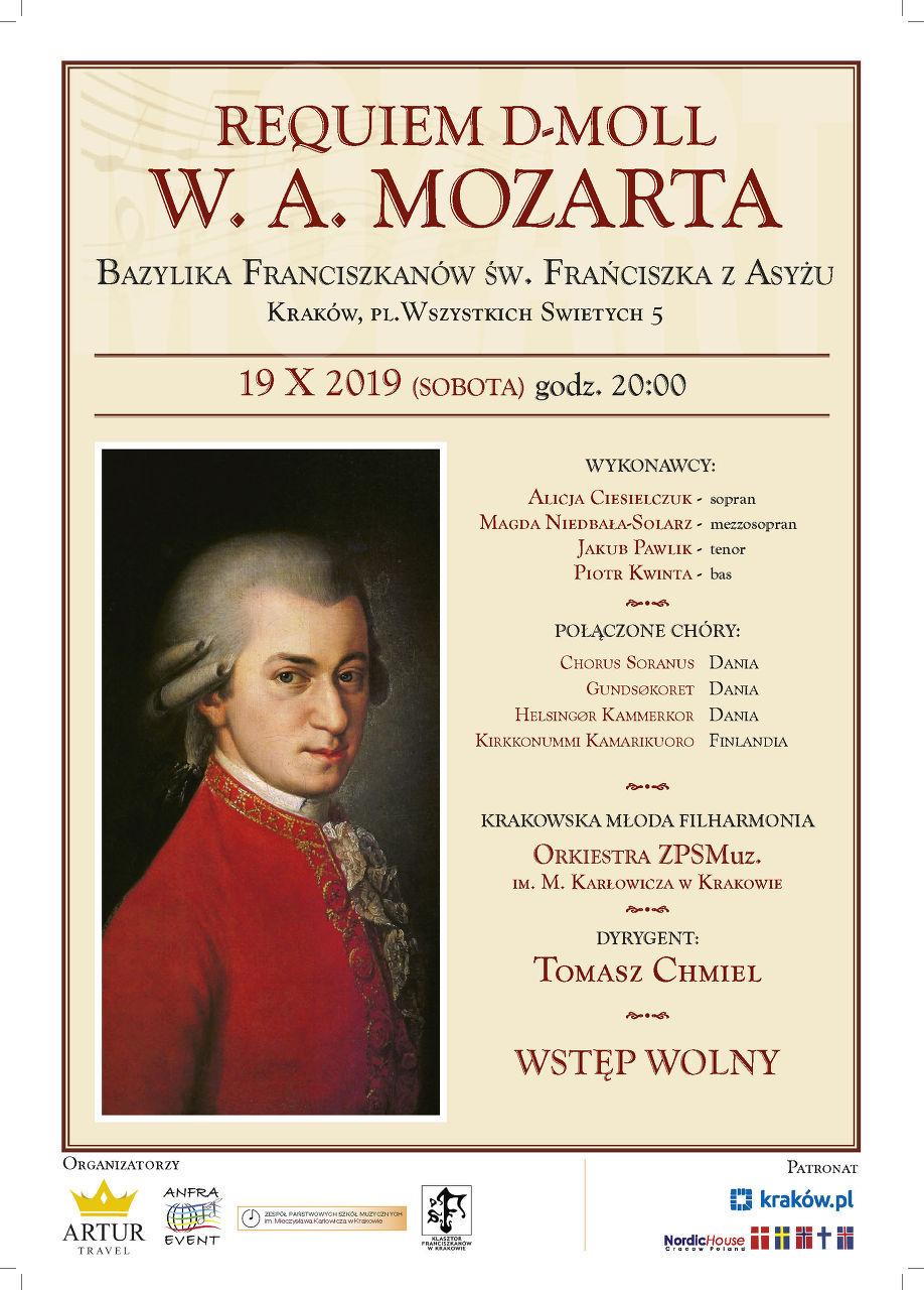 Requiem by W.A. Mozart