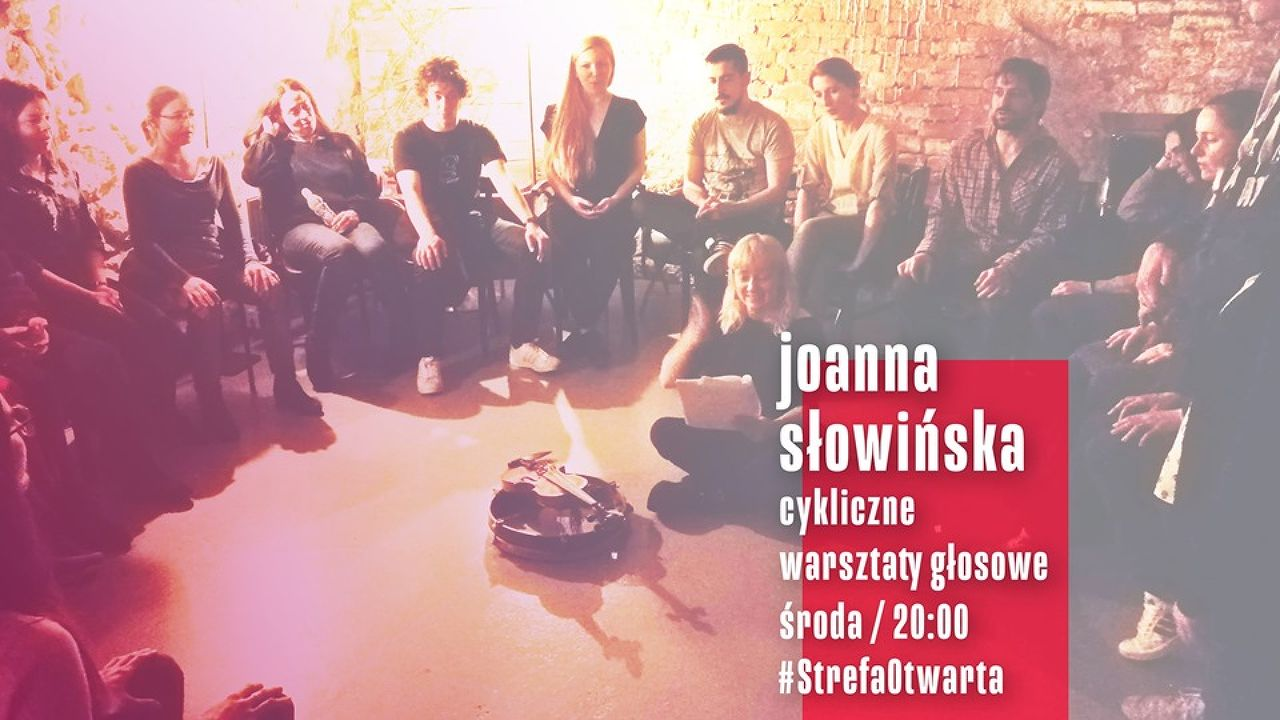 Joanna Słowińska: Voice Workshops Series