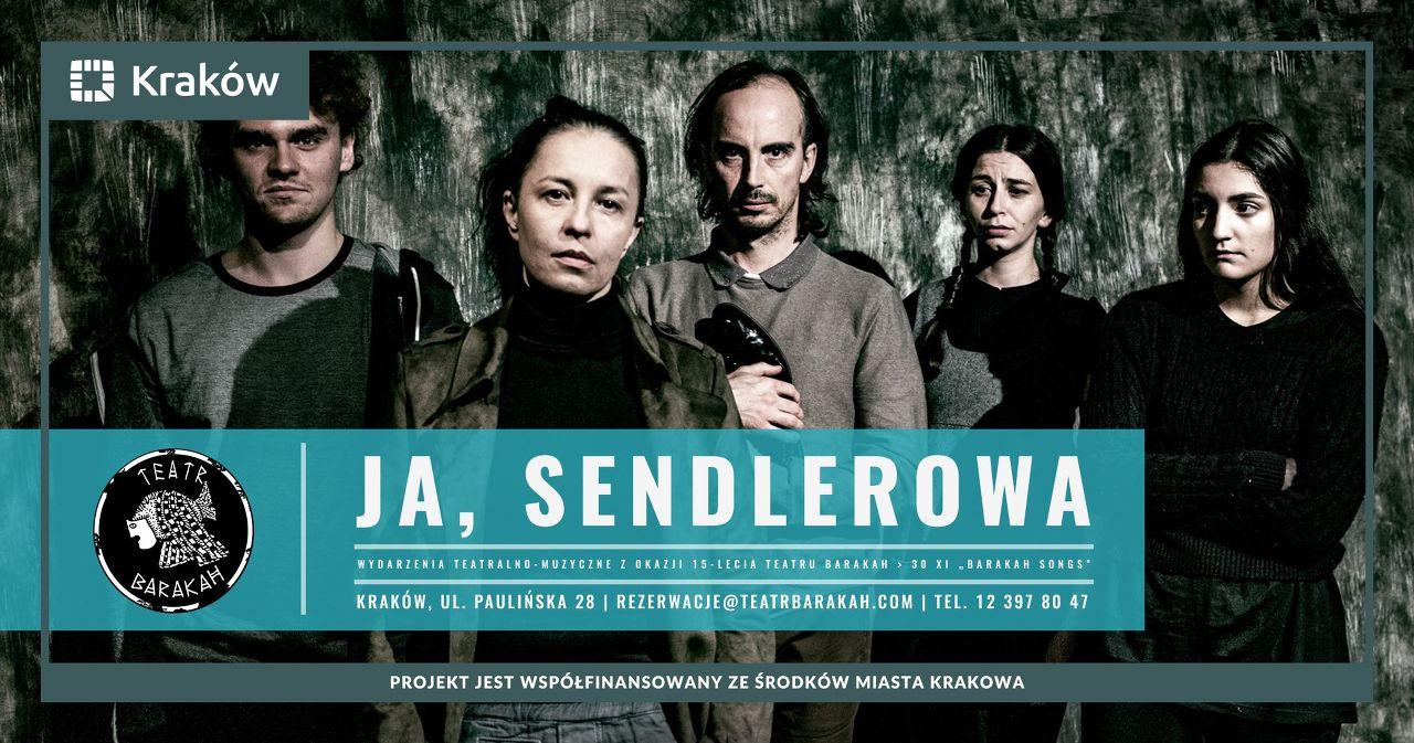 I, Sendler: Barakah Theater