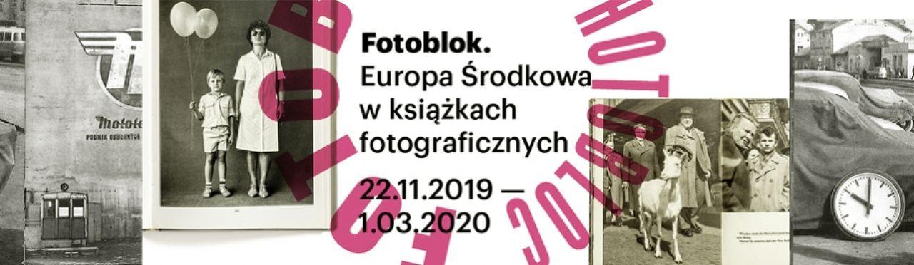 Photoblock: Central Europe in Photobooks