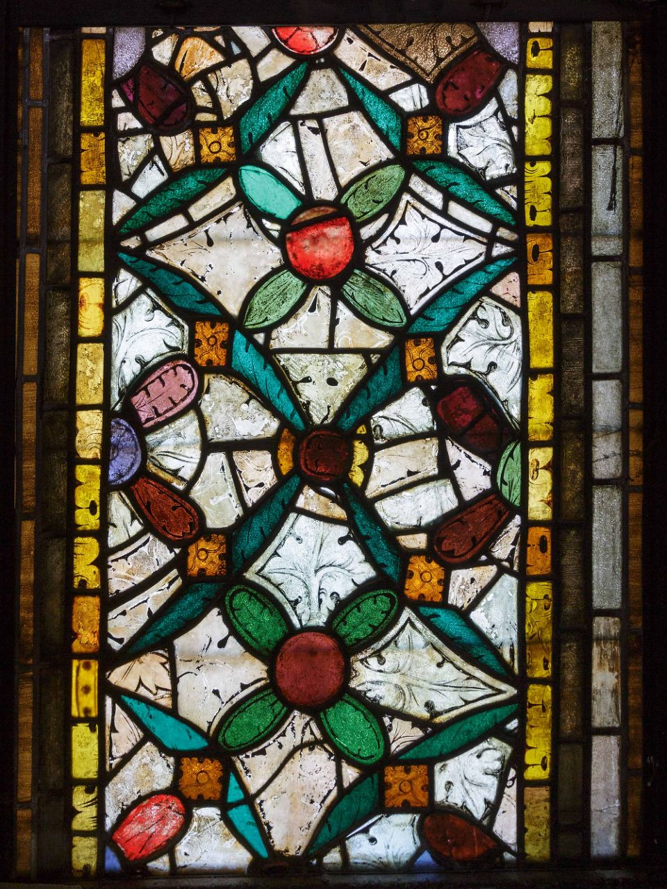 Miracle of Light. Medieval Stained Glass of Poland.