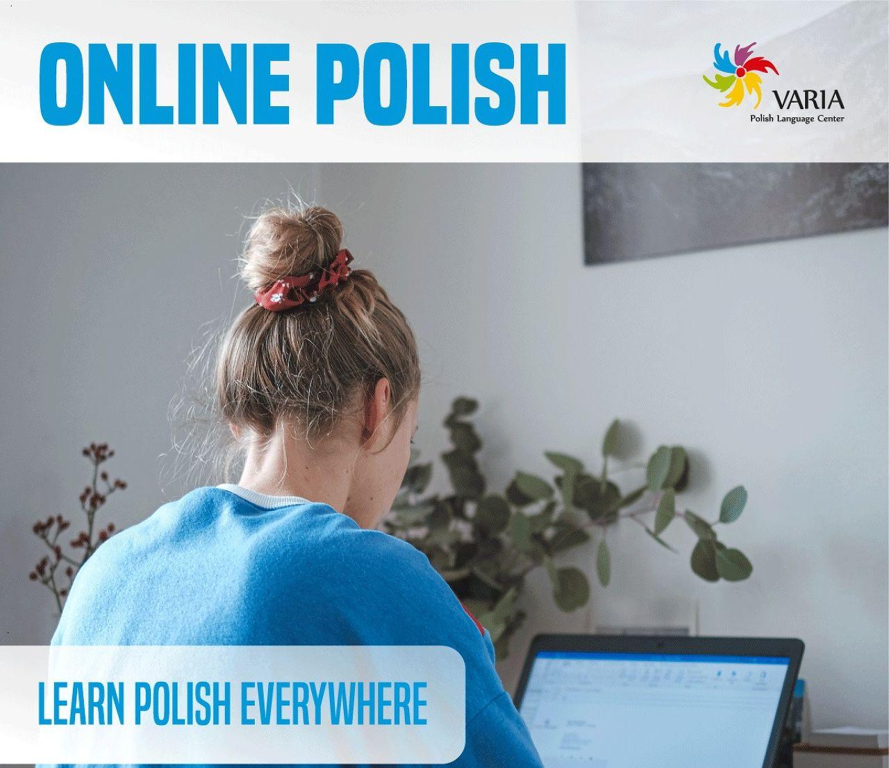 Online Polish Language Semester Course at VARIA