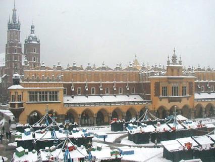 Christmas Markets in Krakow
