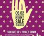 IDEA FIX presents: NIGHT SALE - VOLUME UP / PRICES DOWN