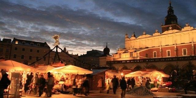 Christmas & NYE 2014/2015 in Krakow