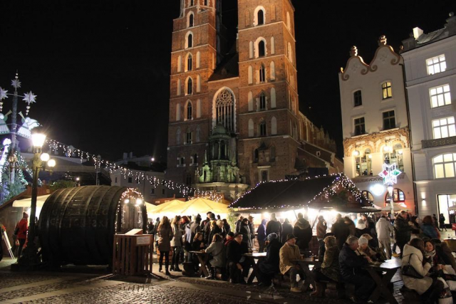 Restaurants in Krakow open on Christmas Eve and Christmas Day (updated 2017)