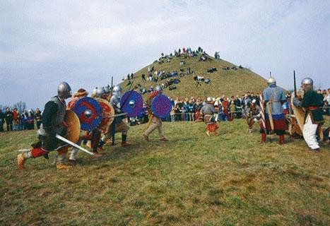 Krakow Mounds