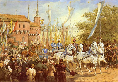 Habsburg Krakow: 1795-1809 & 1846-1918