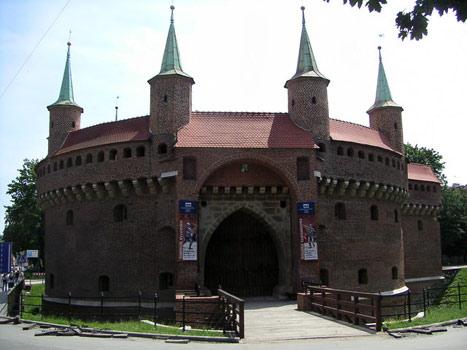 The Krakow Barbican