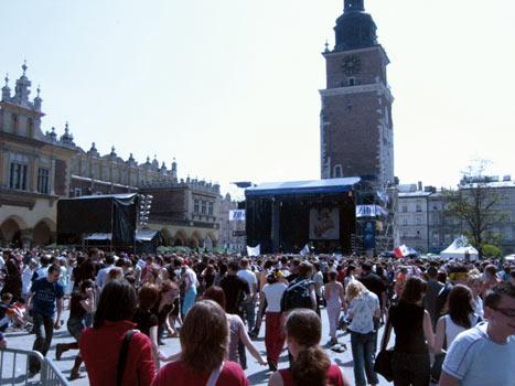 Krakow Rynek Glowny