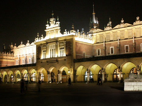 The Sukiennice (Cloth Hall)