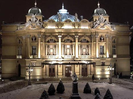 The Slowacki Theatre