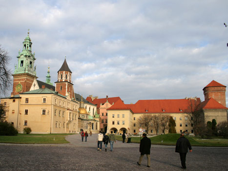 Wawel - Spiritual Home of the Nation