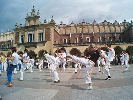 Krakow - the perfect vacation destination!