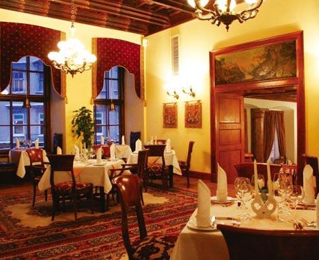 Wierzynek - Krakow's Oldest Restaurant