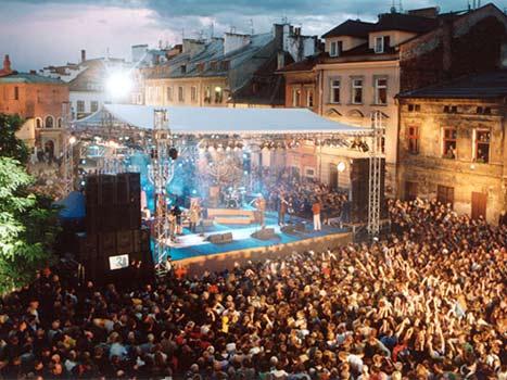 Krakow Festival Calendar