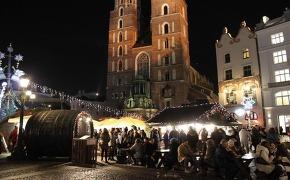 Restaurants in Krakow open on Christmas Eve and Christmas Day
