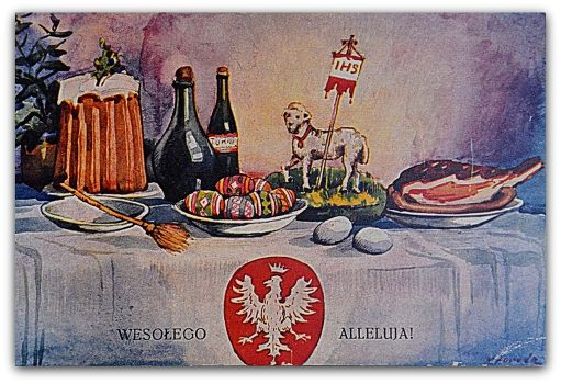 Traditional Easter Foods of Poland