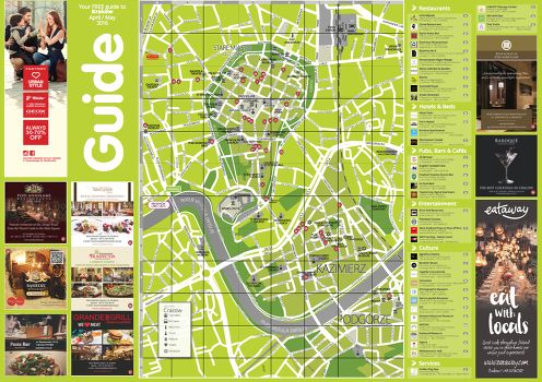 Local Life Krakow Guide: April/May 2018