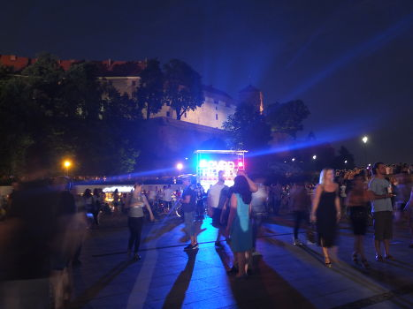 Wianki // Krakow's Free City-Wide Music Festival