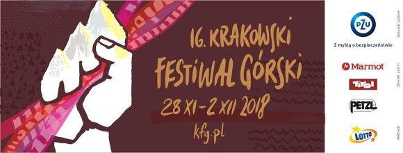 16th Krakow Mountain Festival // 16. Krakowski Festiwal Górski
