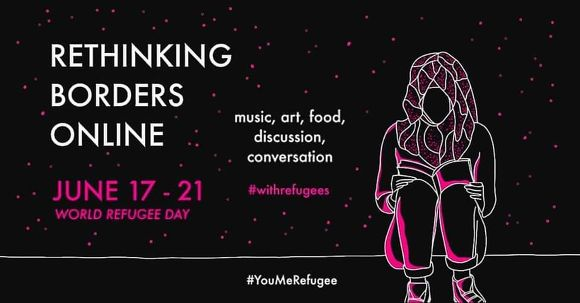 Rethinking Borders Online - Krakow's Global Refugee Awareness Event