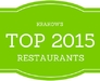 Krakow's Top Restaurants in 2015